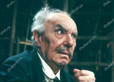 Stock Picture of Ralph Richardson