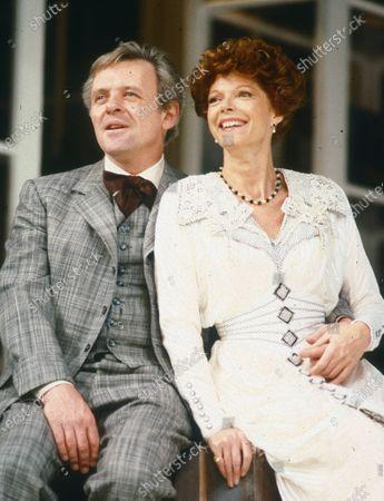 Sir Anthony Hopkins, Samantha Eggar