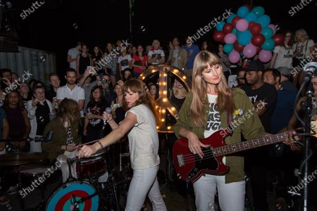 Nice As Fuck indie rock trio made up of Jenny Lewis, Erika Forster (of Au Revoir Simone), and Tennessee Thomas (of The Like)