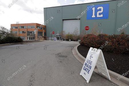 Editorial photo of Virus Outbreak NFL Facilities Closed, Renton, United States - 25 Mar 2020
