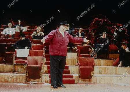 Editorial picture of 'After Aida' Play performed at the Old Vic Theatre, London, UK 1986 - 26 Mar 2020