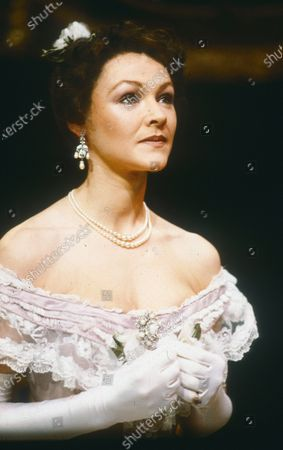 Stock Photo of Frances Barber