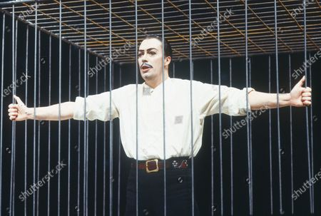Editorial photo of 'Threepenny Opera' Performed in the Olivier Theatre, National Theatre, London, UK - 26 Mar 2020