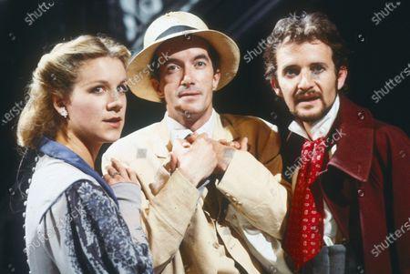 Juliet Stevenson.  Clive Merrison. Anton Lesser