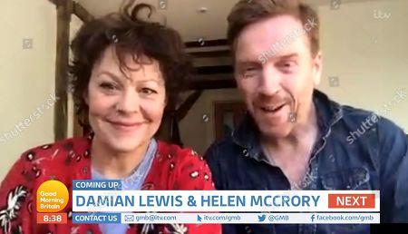 Helen McCrory, Damian Lewis