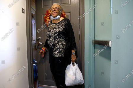 Editorial photo of Virus Outbreak Seniors Coping, Washington, United States - 21 Mar 2020