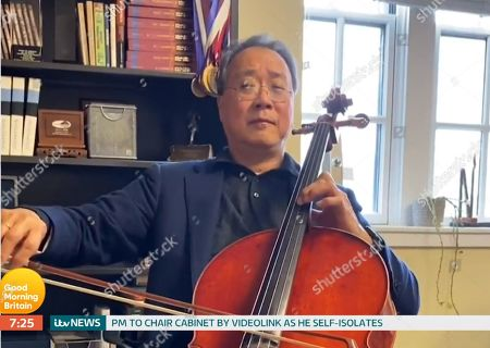 Editorial picture of 'Good Morning Britain' TV Show, London, UK - 31 Mar 2020