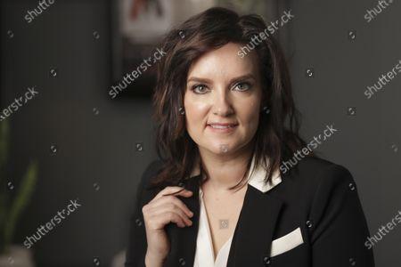 Editorial photo of Music - Brandy Clark, Nashville, United States - 05 Mar 2020