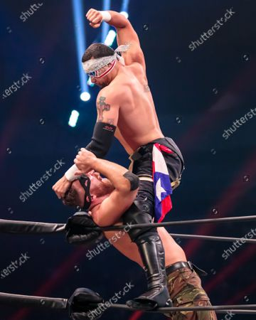 Editorial photo of All Elite Wrestling, Cedar Park, Texas, USA - 12 Feb 2020