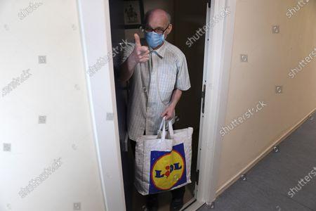 Editorial photo of Virus Outbreak Help on the Way, London, United Kingdom - 28 Mar 2020