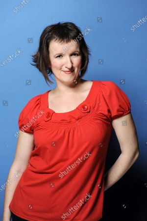 Stock Image of Anne Roumanoff