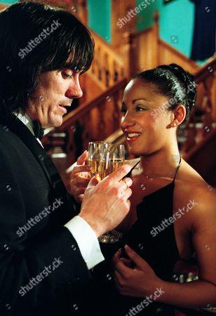 Editorial photo of 'Emmerdale' TV Show UK  - Mar 2002
