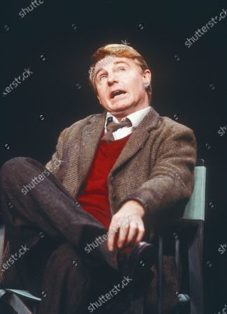 Editorial picture of 'Breaking the Code' Play performed at the Theatre Royal Haymarket, London, UK 1986 - 02 Apr 2020