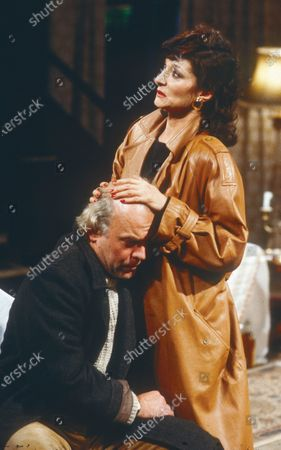 Editorial photo of 'The Archbishop's Ceiling' Play performed by the Royal Shakespeare Company UK 1986 - 02 Apr 2020