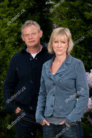 Martin Clunes as Hermione Norris as Rosie.