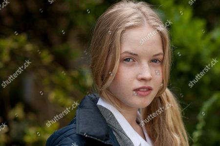 Ellie Bamber as Olivia.