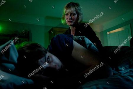 Alexander Armstrong as Jamie and Hermione Norris as Rosie.