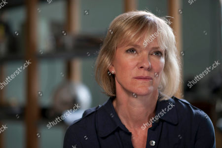 Stock Picture of Hermione Norris as Rosie.