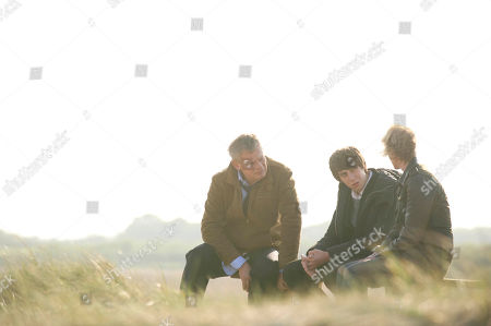 Martin Clunes as Ben, Alexander Armstrong as Jamie And Hermione Norris as Rosie.