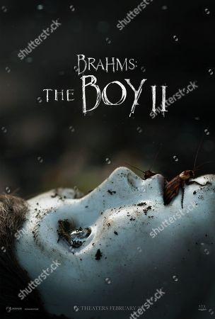 Brahms: The Boy II (2020) Poster Art