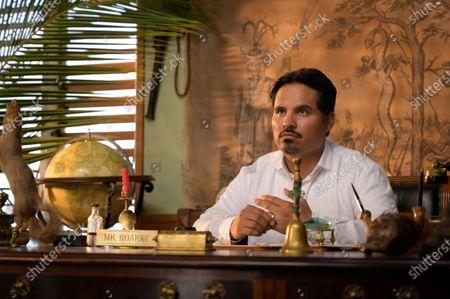 Michael Pena as Mr. Roarke