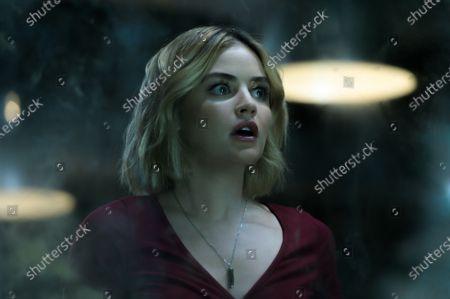 Lucy Hale as Melanie Cole