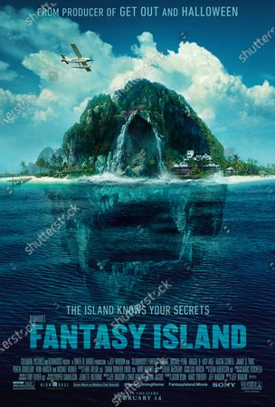 Fantasy Island (2020) Poster Art