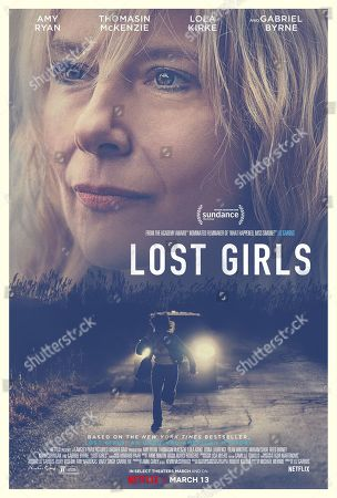 Lost Girls (2020) Poster Art. Amy Ryan as Mari Gilbert and Sarah Wisser as Shannan Gilbert