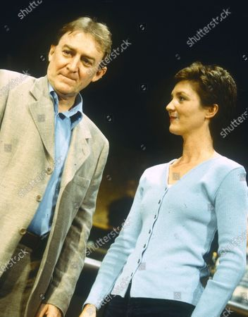 Editorial image of 'The Weir' Play performed at the Royal Court Theatre, London, UK 1998 - 02 Apr 2020