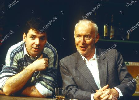 Stock Image of Brendan Coyle Jim Norton
