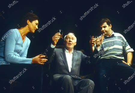 Editorial picture of 'The Weir' Play performed at the Royal Court Theatre, London, UK 1998 - 02 Apr 2020