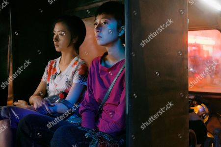 Regina Wan as Shujun Yang and Lun-Mei Kwei as Aiai Liu