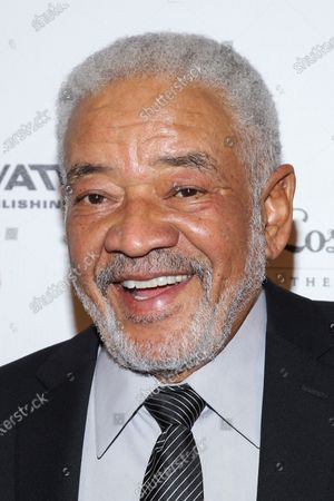 "Bill Withers arrives at the Grammy Museum gala tribute concert in Los Angeles. Withers, who wrote and sang a string of soulful songs in the 1970s that have stood the test of time, including ""Lean On Me,"" ""Lovely Day"" and ""Ain't No Sunshine,"" died in Los Angeles from heart complications on . He was 81"