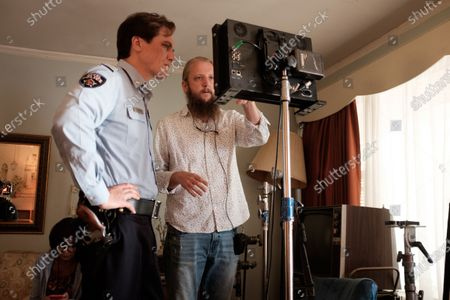 Michael Shannon as Chief Moore and Scott Teems Director