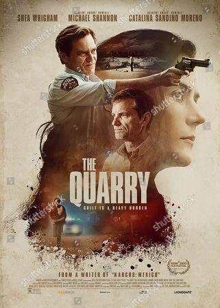 Editorial photo of 'The Quarry' Film - 2020