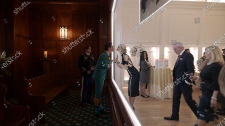 Kevin Bigley as Luke, Robbie Amell as Nathan and Allegra Edwards as Ingrid Kannerman