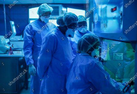 Editorial picture of Virus Outbreak , Nairobi, Kenya - 05 Apr 2020