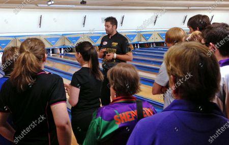Editorial image of Bowling Belmonte Return, Sunshine Coast, Australia - 20 Apr 2013