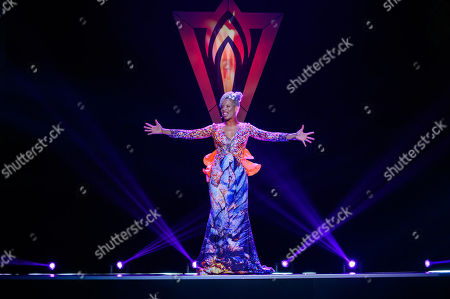 Stock Photo of Stacey McKenzie as Petra 9