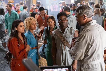 Humberly Gonzalez as Brooklyn 2, Robyn Alomar as Aliyah 5, Devyn Nekoda as Sage 5 and Akiel Julien as Bohdi 2