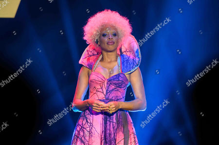 Stock Image of Stacey McKenzie as Petra 9