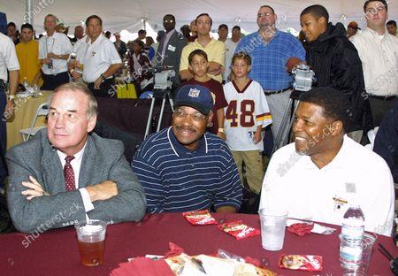 Editorial image of Washington Redskins Alumni, Ashburn, Virginia, USA - 28 Sep 2002