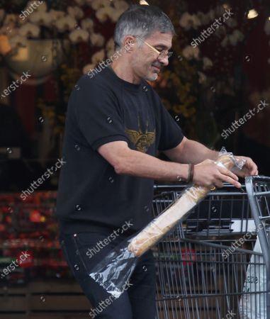 Stock Photo of Olivier Martinez