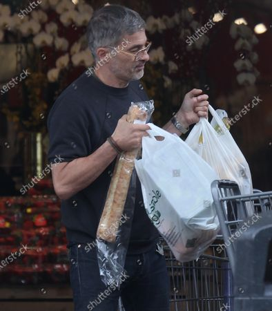 Editorial image of Olivier Martinez out and about, Los  Angeles, USA - 06 Apr 2020