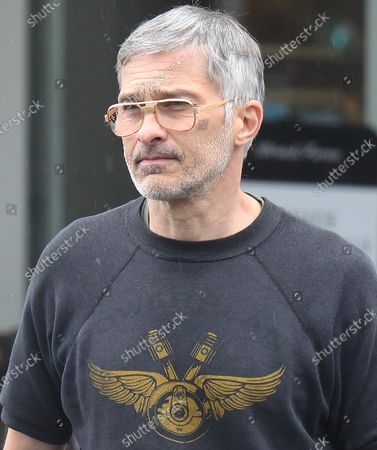 Editorial photo of Olivier Martinez out and about, Los  Angeles, USA - 06 Apr 2020