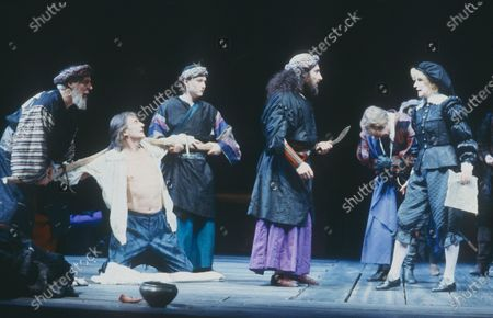 Editorial picture of 'The Merchant of Venice' Play performed by the Royal Shakespeare Company, UK 1988 - 06 Apr 2020