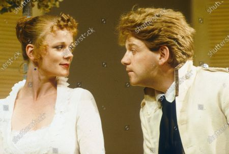 Editorial photo of 'Much_Ado_About_Nothing' Play performed at the Phoenix Theatre, London, UK 1989 - 07 Apr 2020