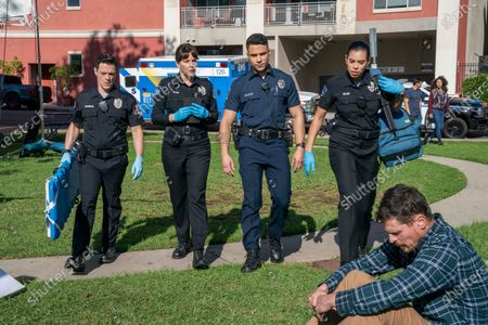 Mark Elias as Tim Rosewater, Liv Tyler as Michelle Blake, Rafael Silva as Carlos Reyes, Brianna Baker as Nancy Gillian and  Brendan McCarthy as Craig