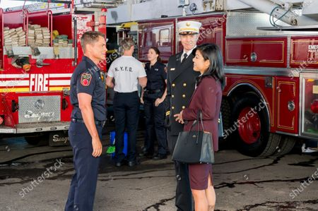 Editorial image of '9-1-1: Lone Star' TV Show Season 1 - 2020