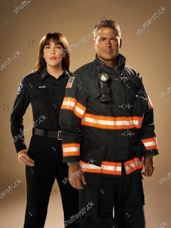 Editorial picture of '9-1-1: Lone Star' TV Show Season 1 - 2020